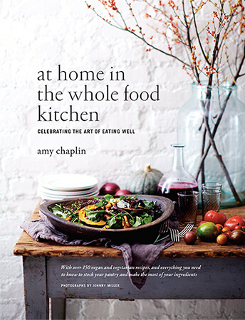 "Buchcover zu ""Celebrating whole food"" von Amy Chaplin"